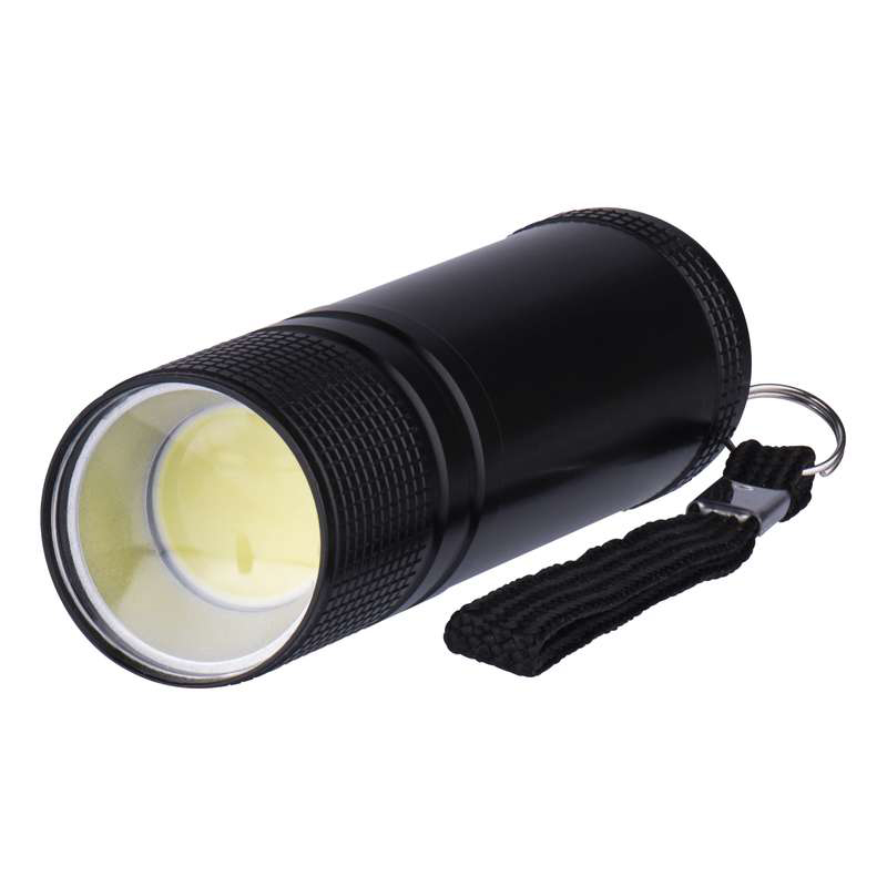 LANTERNA LED 3W COB 3XAAA 100LM METAL P3894 EMOS