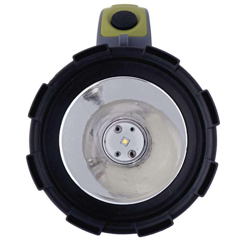 LANTERNA REINCARCABILA LED 270LM 4V/1.4Ah+Car adaptor 12V EMOS