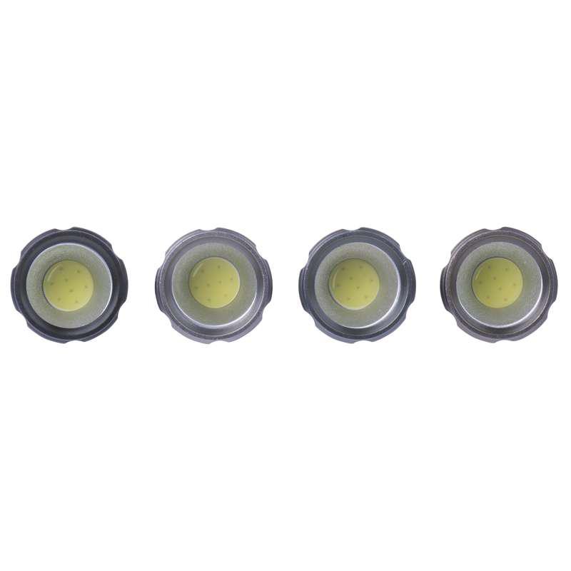 LANTERNA LED COB 3W 3XAAA 100LM METAL P4705 EMOS