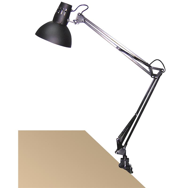 LAMPA DE MASA ARNO E27 MAX. 60W 220-240V 520X700MM NEAGRA RABALUX
