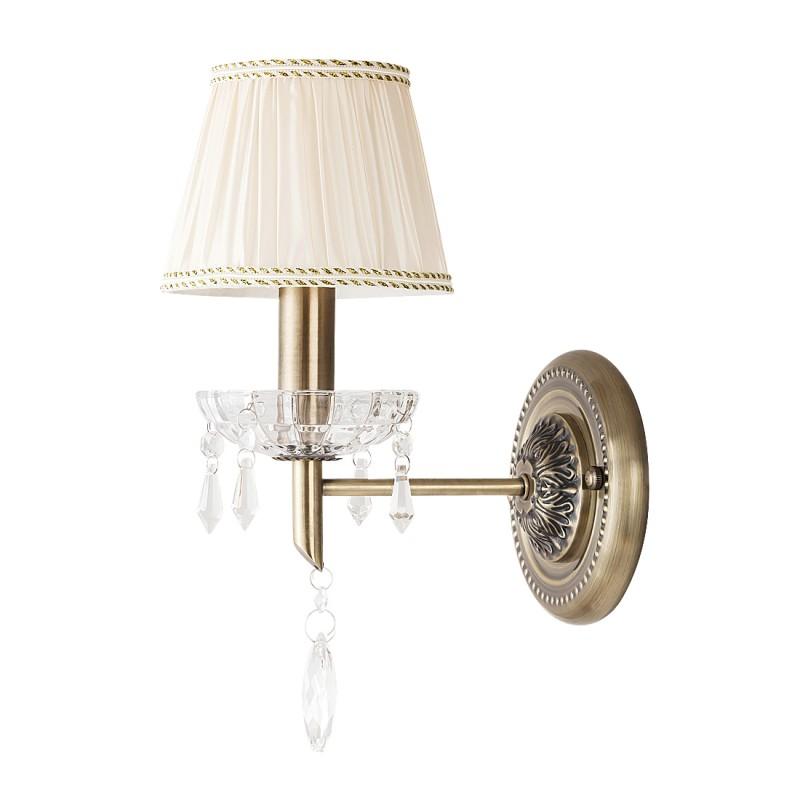 LAMPA DE PERETE CLAUDIA E14 40W 355X245MM BRONZ RA...
