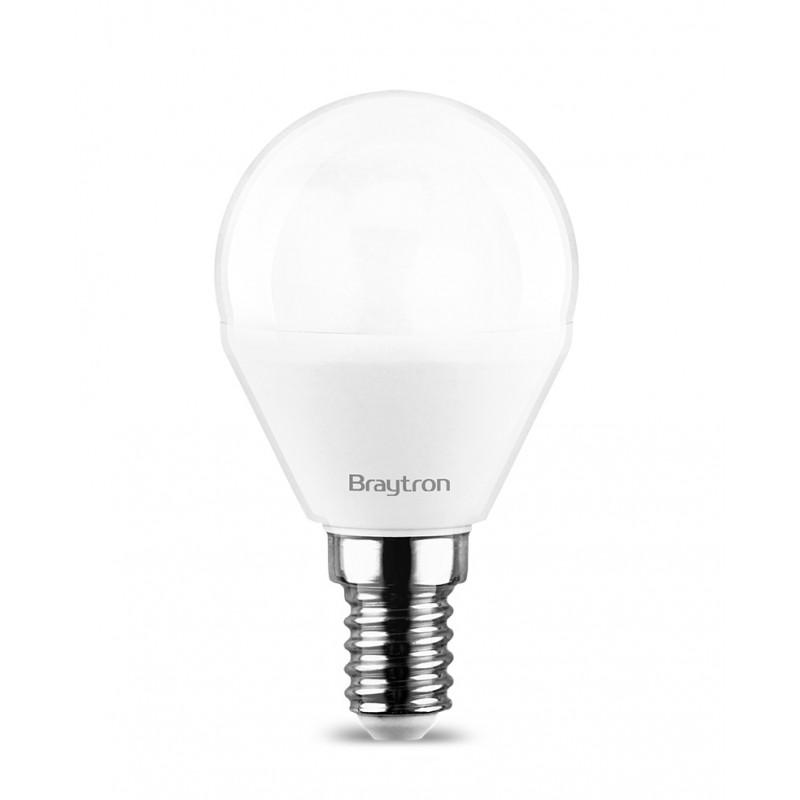 BEC LED 5W 370LM E14 P45 3000K 220-240V BRAYTRON
