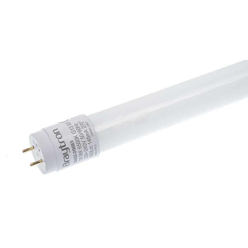 TUB LED 9W 840LM T8 G13 4200K 220-240V BRAYTRON