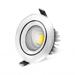 SPOT LED 5W 350LM 6500K 220-240V D86X50MM ALB BRAYTRON