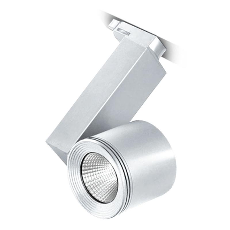 SPOT LED SHOPLINE-A 30W 2600LM 3000K 220-240V ALB ...