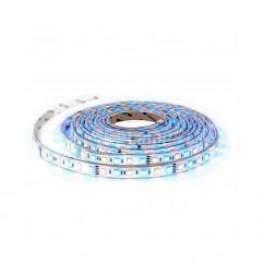 BANDA LED ECOLINE 14.4W 60LED 5050 RGB 12VDC IP54 BRAYTRON