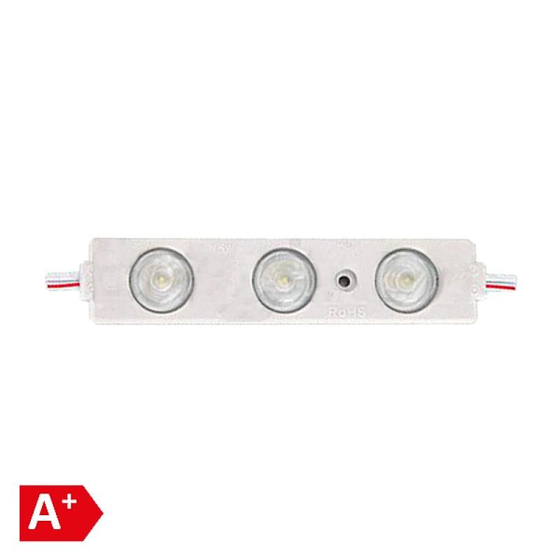 MODUL LED 3 1.2W 5730 6500K 12VDC IP67 BRAYTRON
