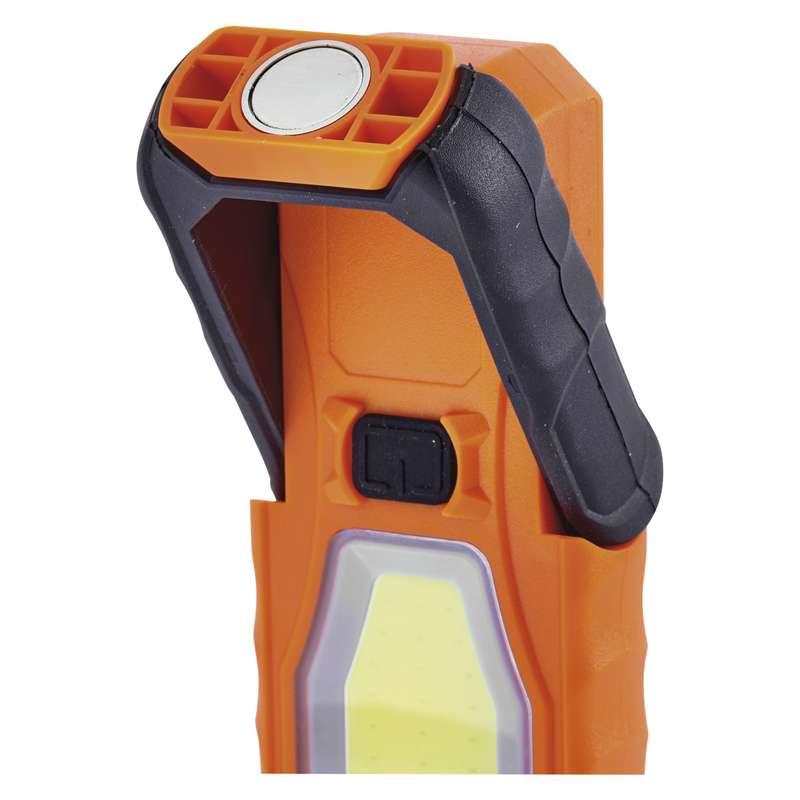 LANTERNA LED COB 5W 350LM 4XAA MAGNET P4110 EMOS