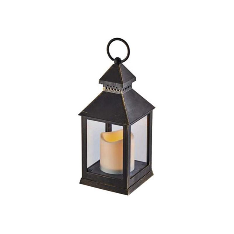 DECORATIUNE DE CRACIUN LED LAMPĂ CU TIMER 10.5x24...