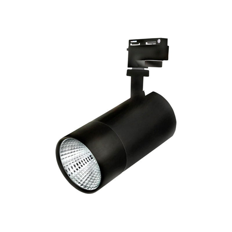SPOT LED SHOPLINE-D 30W 3000K 2660LM NEGRU BRAYTRON