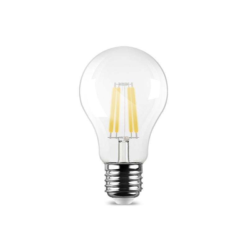 BEC LED FILAMENT 7W E27 A60 6500K CLR 806LM BRAYTRON