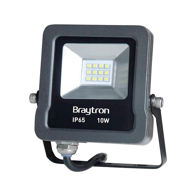 PROIECTOR LED 10W 850LM 6500K 220-240V IP65 BRAYTR...