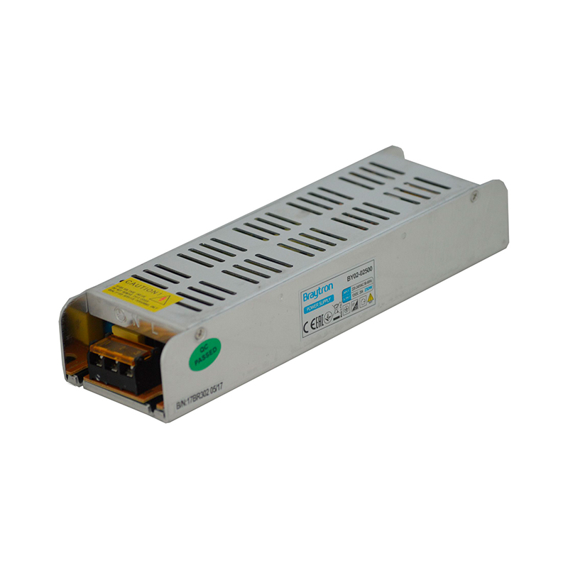 TRANSFORMATOR BANDA LED 100W 12VDC IP20 BRAYTRON