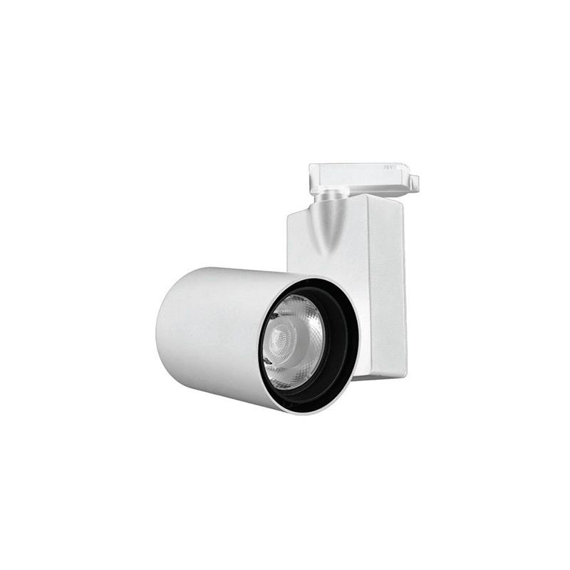 SPOT LED SHOPLINE-P 30W 3000K 2660LM CRI90 ALB BRAYTRON