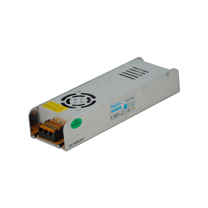 TRANSFORMATOR BANDA LED 100W 24VDC IP20 BRAYTRON