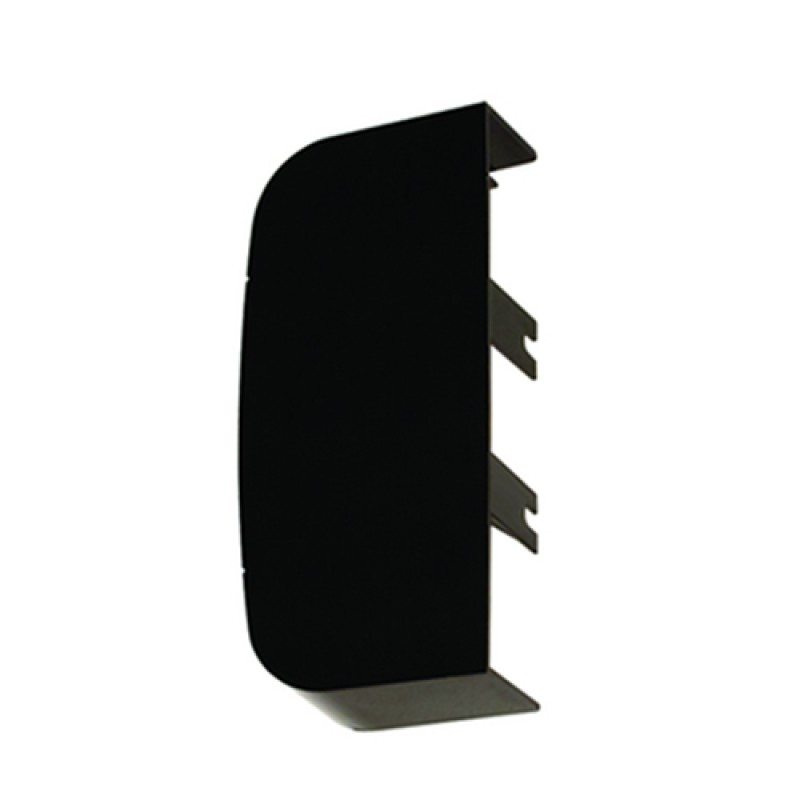 CAP CAPAT CANAL CABLU IN-LINER FRONT 110X50MM NEGRU DKC