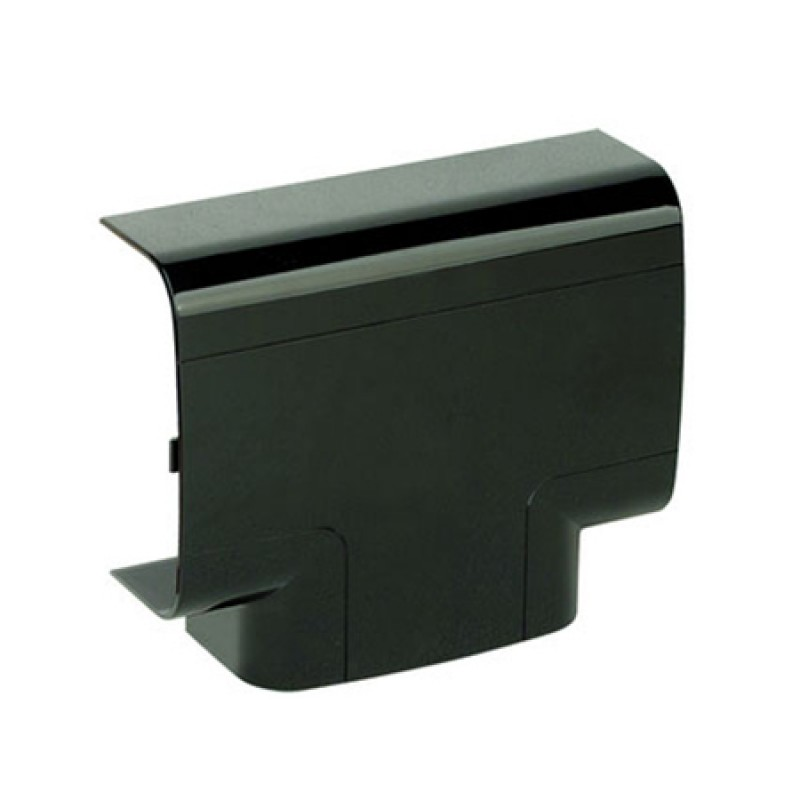 CONECTOR CANAL CABLU IN-LINER FRONT TIP T 110X50MM NEGRU DKC