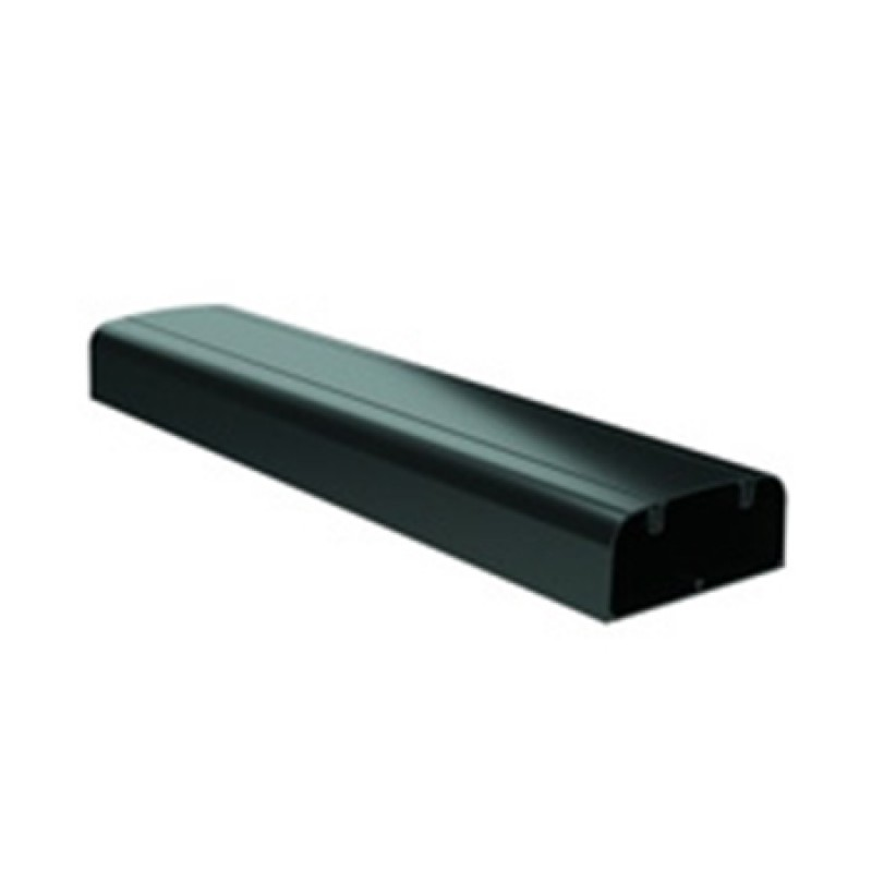CANAL CABLU COMPARTIMENTABIL IN-LINER FRONT 110X50MM NEGRU DKC