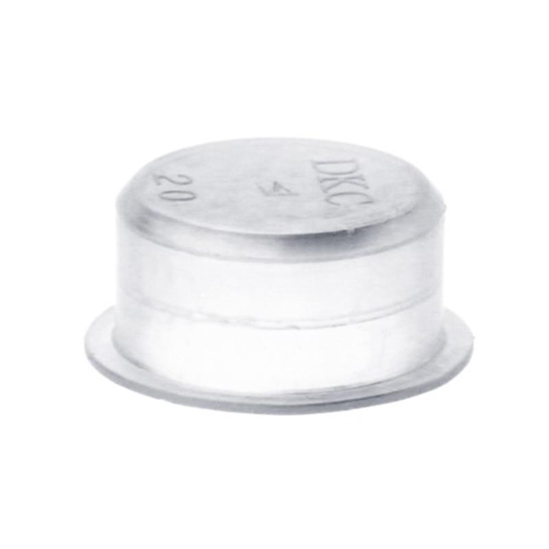 CAP TERMINAL TUB GOFRAT IP40 D20 DKC