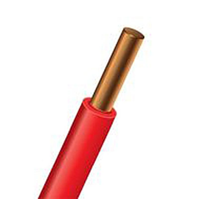 CABLU PV1 4 ROSU Straal