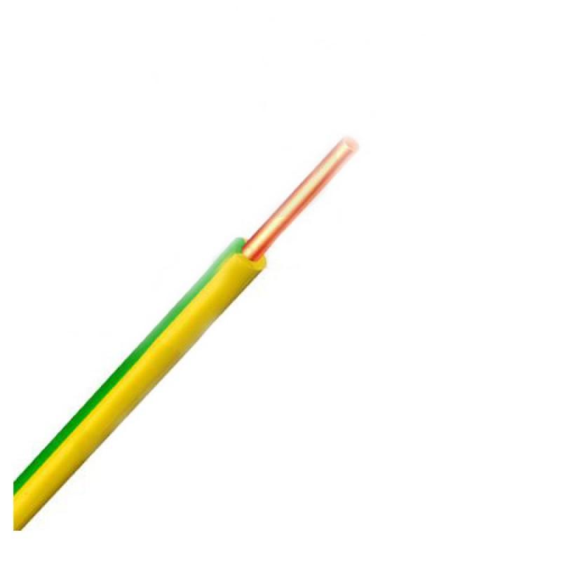 CABLU PV1 1.5 GALBEN-VERDE Straal