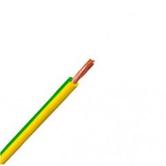 CABLU PV3 1 GALBEN-VERDE Straal