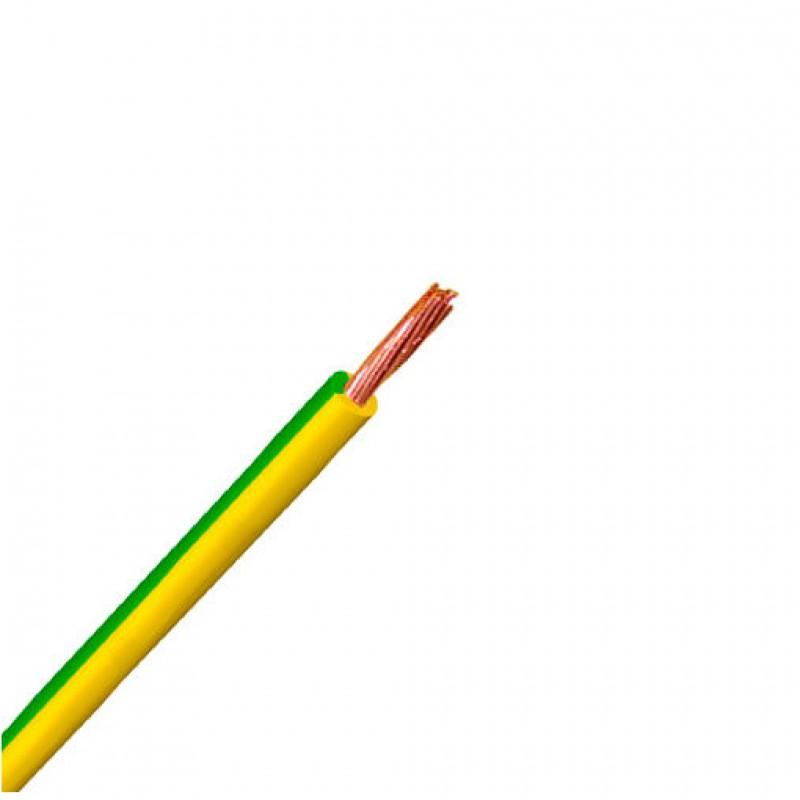 CABLU PV3 0.75 GALBEN-VERDE Straal
