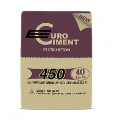 Ciment M450 (în saci) EUROCIMENT