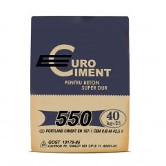Ciment M550 (în saci) EUROCIMENT