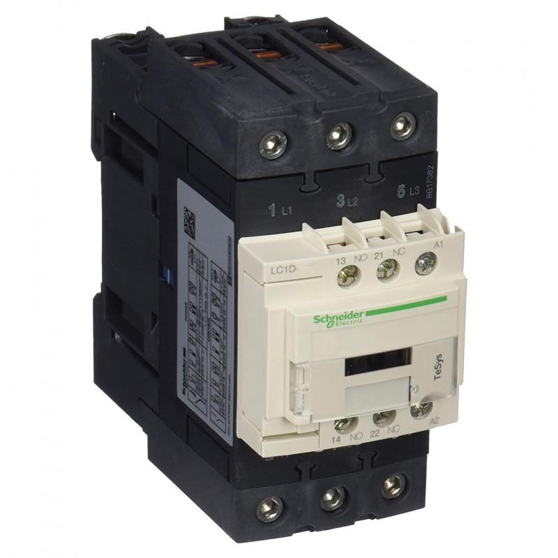 CONTACTOR 18.5 KW 40A 230V SCHNEIDER