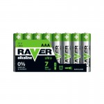 PILE RAVER ALKALINE LR03 AAA (8BUC/BLISTER) B79118 EMOS