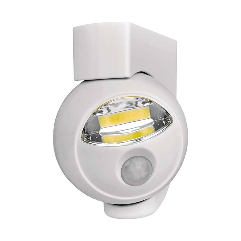 LAMPA DE NOAPTE cu senzor 3W 90LM PIR 3XAA EMOS