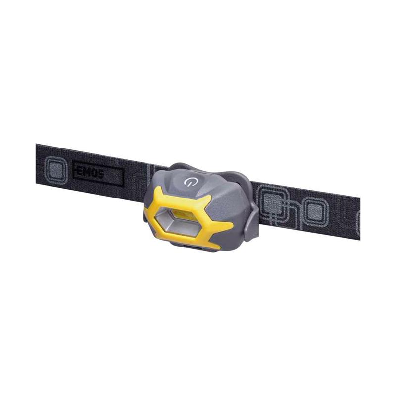 LANTERNA LED DE PUS PE CAP COB 140LM 3XAAA P3532 EMOS
