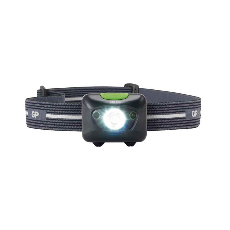 LANTERNA LED DE PUS PE CAP GP PH15 LED CREE 5W 3XAAA P8561 EMOS