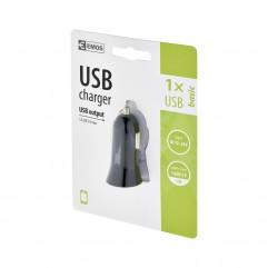 USB INCARCATOR MASINA 5 V/1 A/5 W EMOS