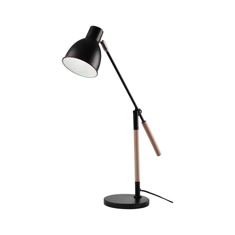 LAMPA DE MASA WINSTON E27 MAX. 60W NEAGRA EMOS