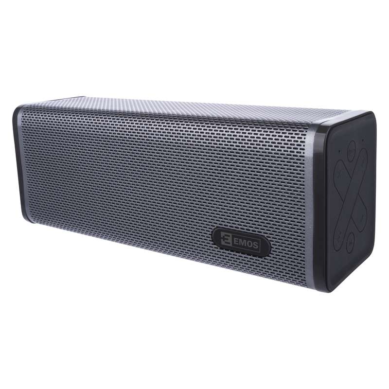 SOUNDBOX USB/FM/BLUETOOTH 4OHM/8W 3.7V/1500 mAh Li TITAN E0071 EMOS