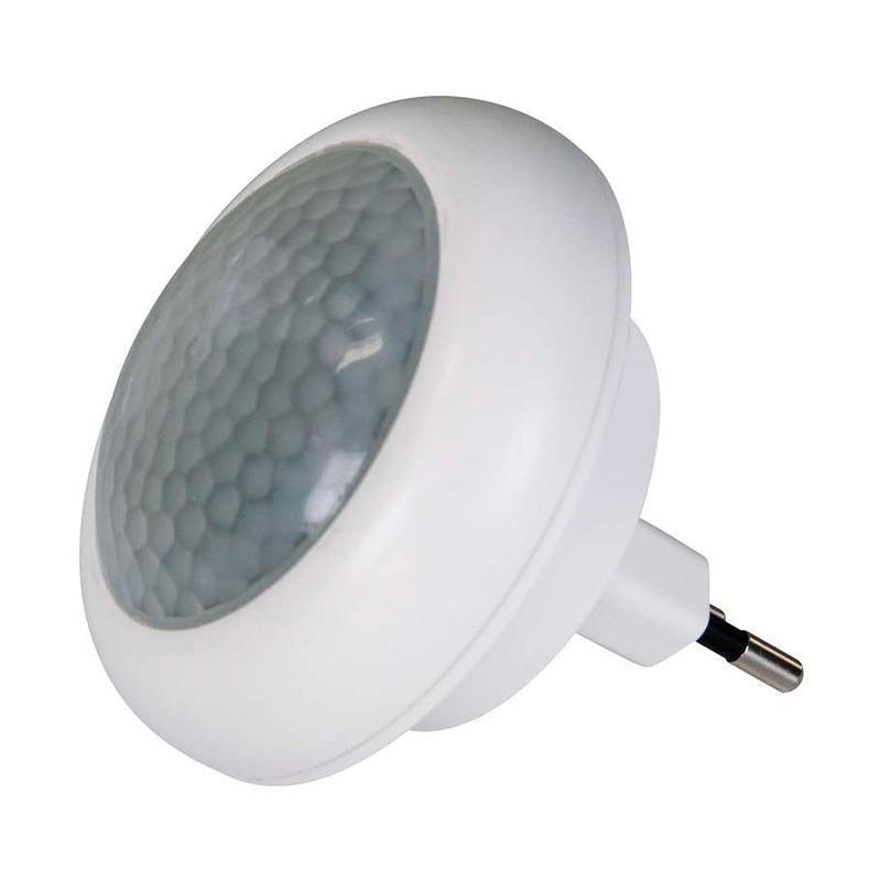 LAMPA DE NOAPTE CU LED 220VAC < 10 LUX P3304 EMOS
