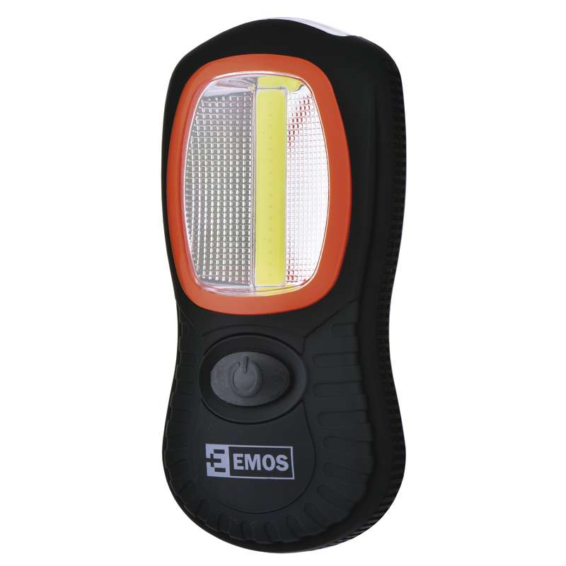 LANTERNA LED 3W COB 3XAAA 150LM CU MAGNET P3883 EMOS