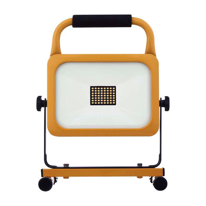 LED PROIECTOR CU ACUMULATOR 30W 2400LM 6500K 14.5VDC/100–240VAC EMOS