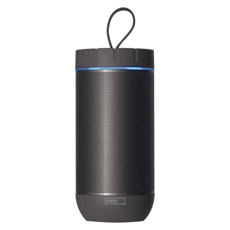 Boxă Portabilă SOUNDBOSS 3.7 V/4400mAh4 Ohm/2X6 W GRI EMOS
