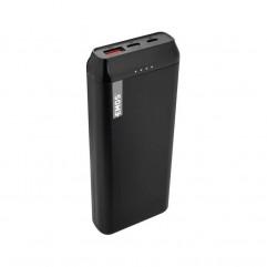 POWERBANK ALPHA Q 20.000 mAh/74Wh microUSB+USB-C B0525B EMOS
