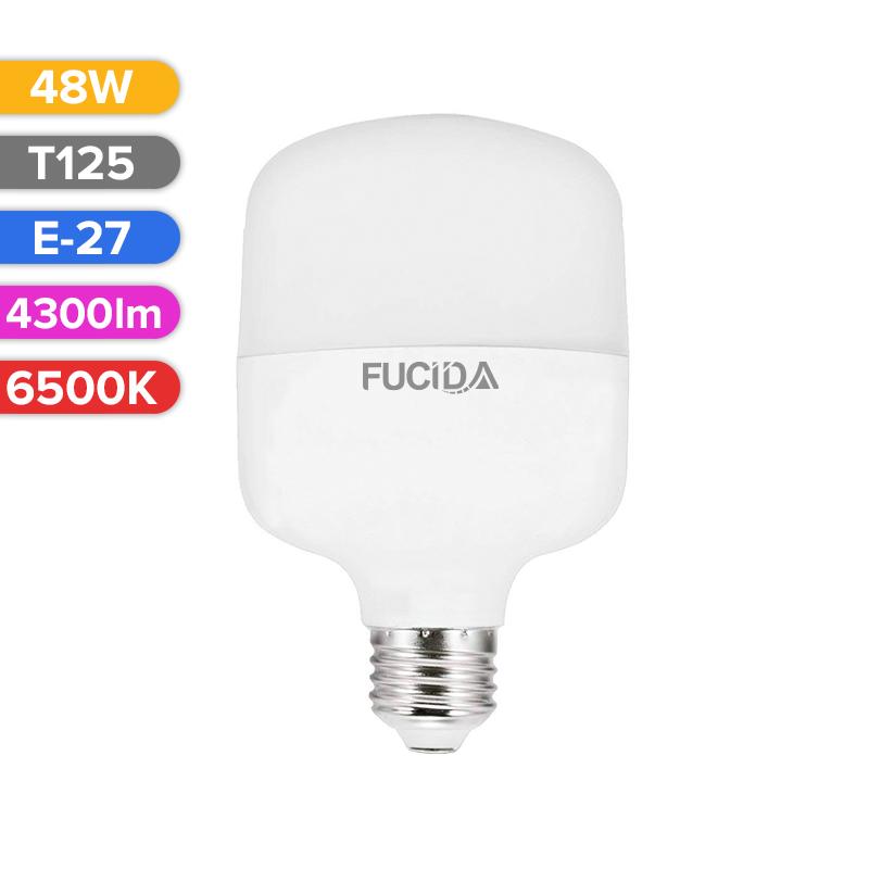 BEC LED T125 48W 4300LM 765 6500K E27 FUCIDA