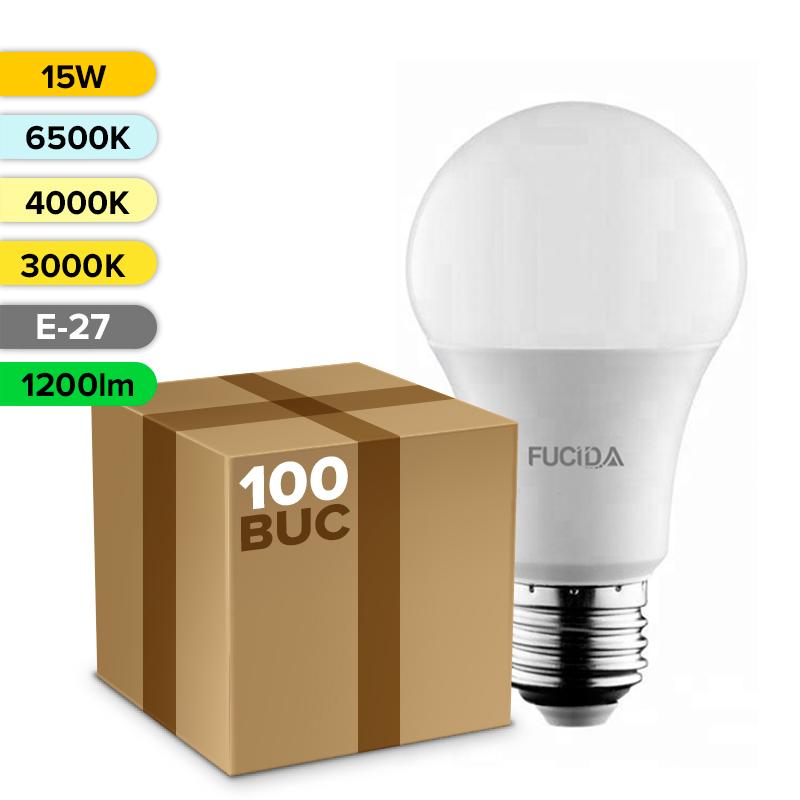 BEC LED A60 15W 1200LM E27 FUCIDA ANGRO