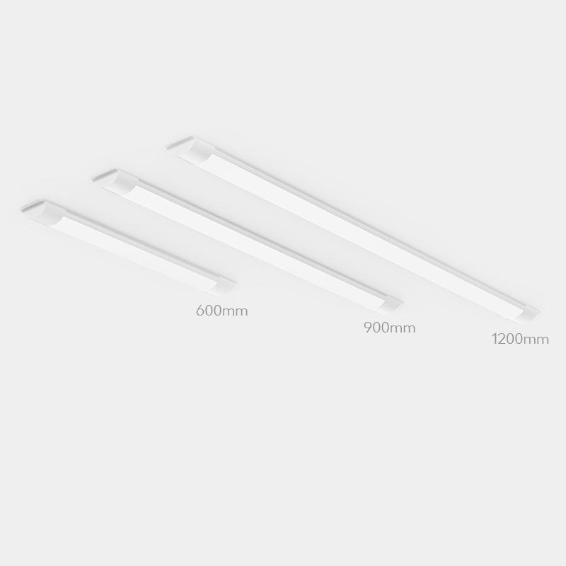 CORP LINIAR LED ECO-SLIM 18W 6500K 25x75x600mm IP20 FUCIDA