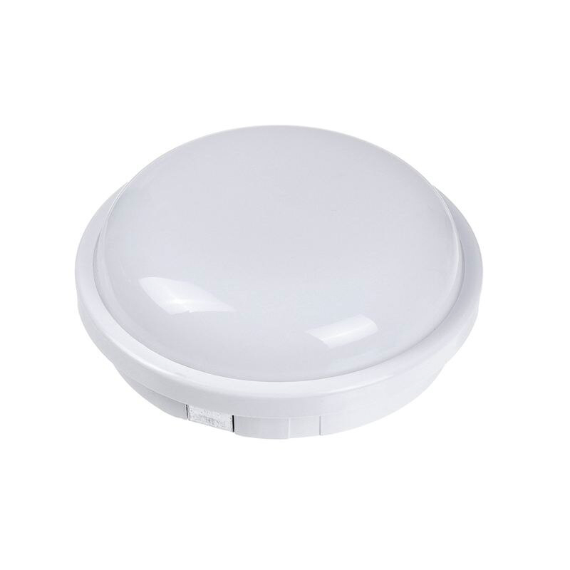 APLICA LED ROTUND 15W 6500K D160mm IP54 FUCIDA