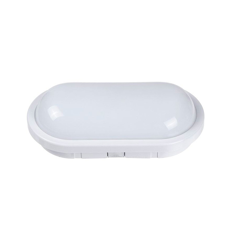 APLICA LED OVAL 15W 6500K 210X110mm IP54 FUCIDA