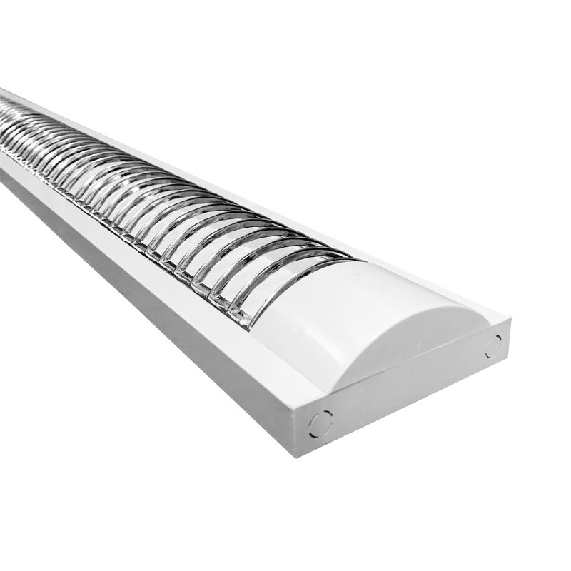 CORP ILUMINAT PT TUB LED 2X20W 1200mm WQK-GRILA IP20 FUCIDA
