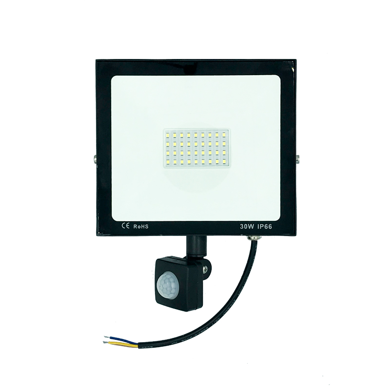 PROIECTOR LED CU SENZOR 10W 900Lm 765 6500K IP65 F...