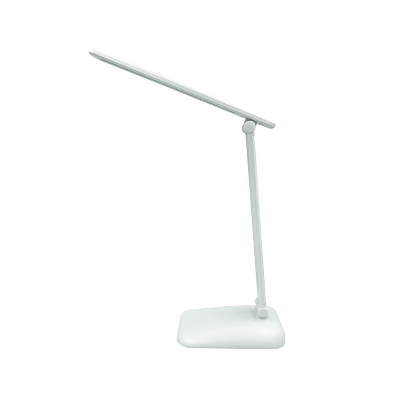 LAMPA DE MASA LED KARA 5W 6500K 5V DIMABIL MT612 ALB FUCIDA